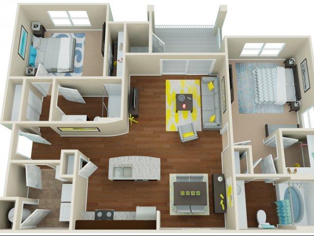 Platinum 2 Bedrooms