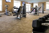 Fitness Area Amelia Station | Apartments for Rent Clayton NC