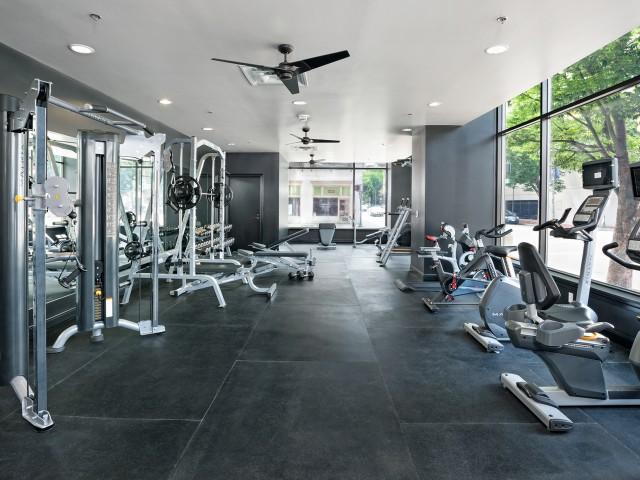 Richmond Apartments | Gym