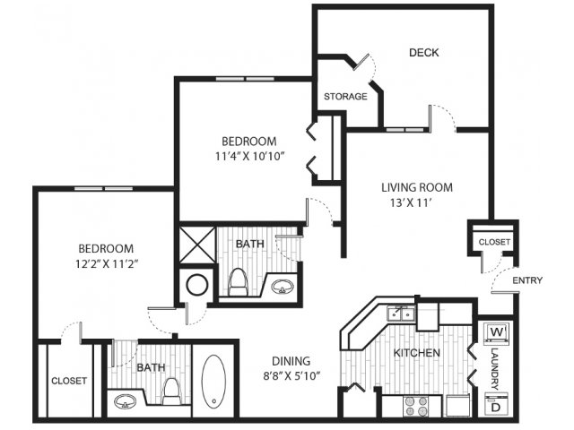 Hannover Grand at Sandy Springs Apartment Homes