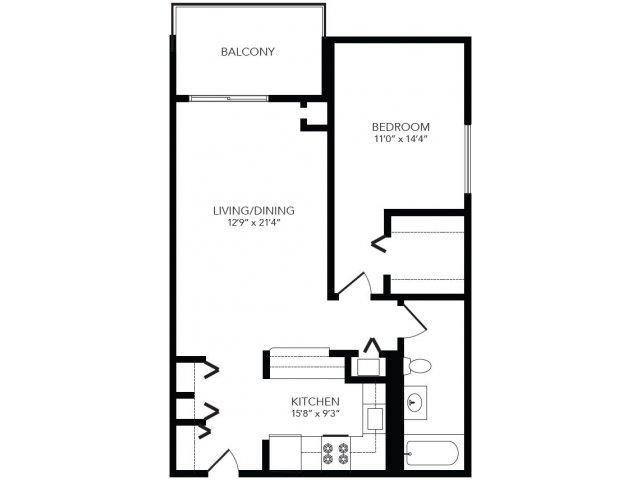 2460 Peachtree Apartments