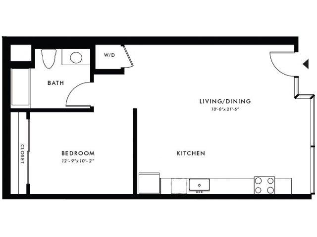 Floor Plan | Edison