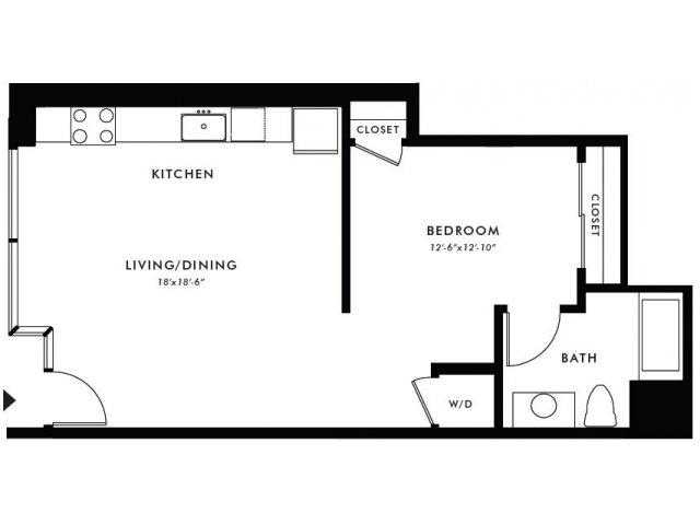 Floor Plan | Edison 2