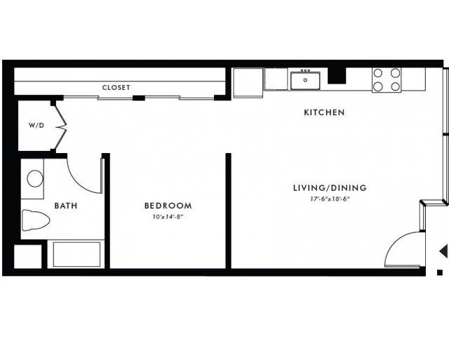 Floor Plan | Edison 3
