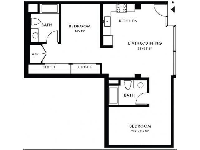 Floor Plan | Edison 5