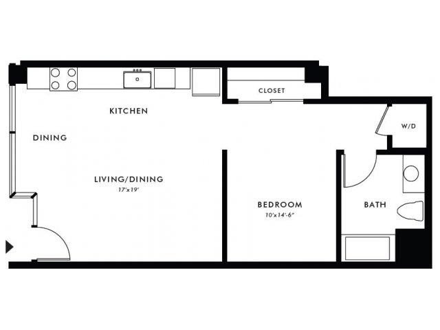 Floor Plan | Edison 6