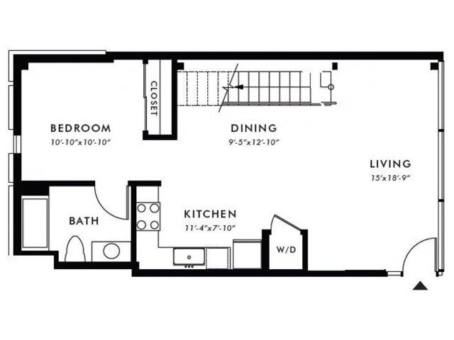 Floor Plan | Edison 7