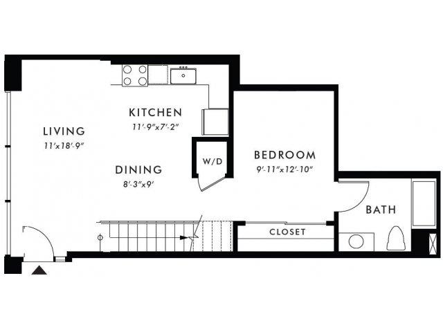 Floor Plan | Edison 9