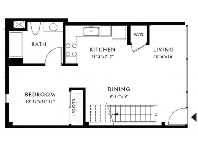 Floor Plan | Edison 16