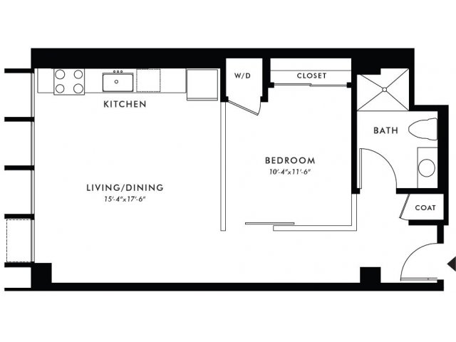 Floor Plan | Edison 25