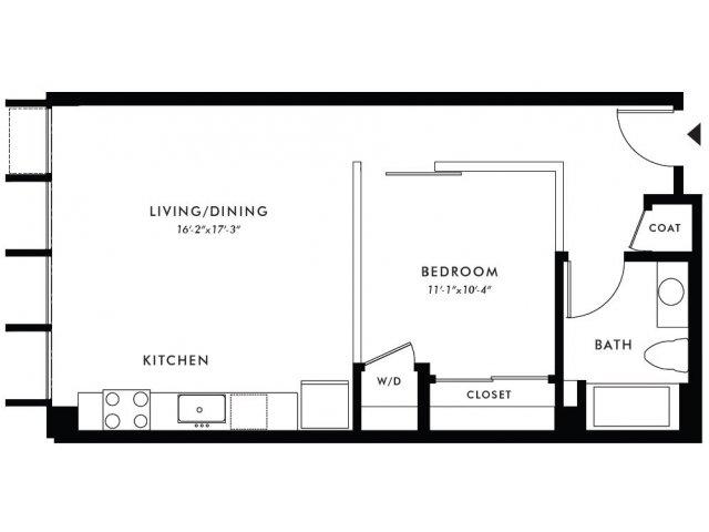 Floor Plan | Edison 27