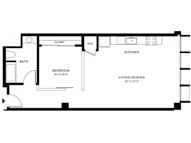 Floor Plan | Edison 30