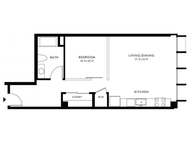 Floor Plan | Edison 32