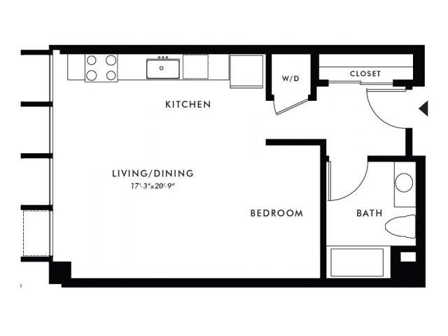 Floor Plan | Edison 33