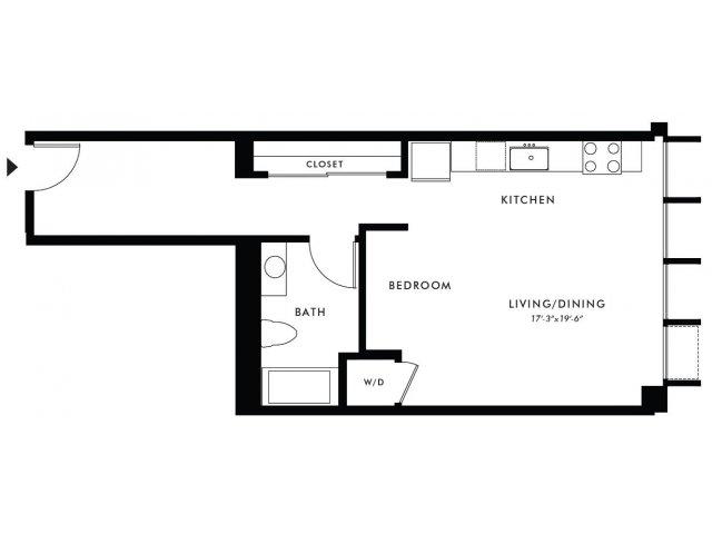 Floor Plan | Edison 34
