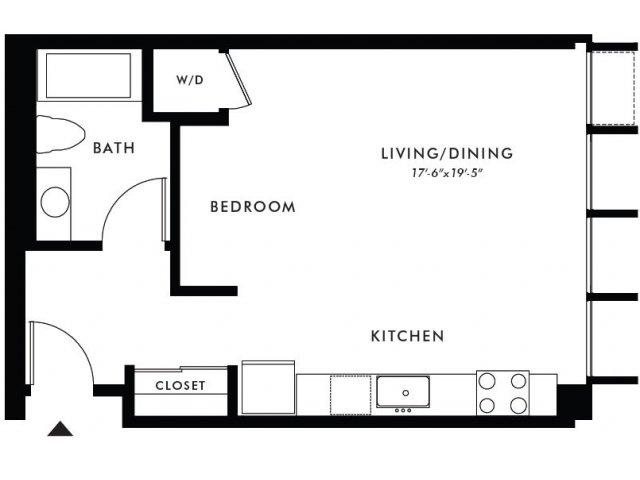 Floor Plan | Edison 39