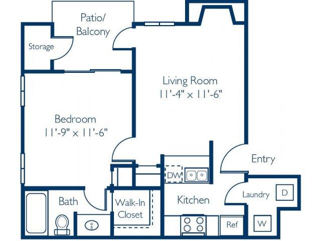 Floor Plan 2 | Regatta at Lake Lynn