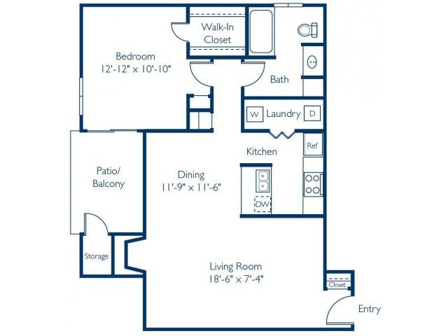 Floor Plan 3 | Regatta at Lake Lynn