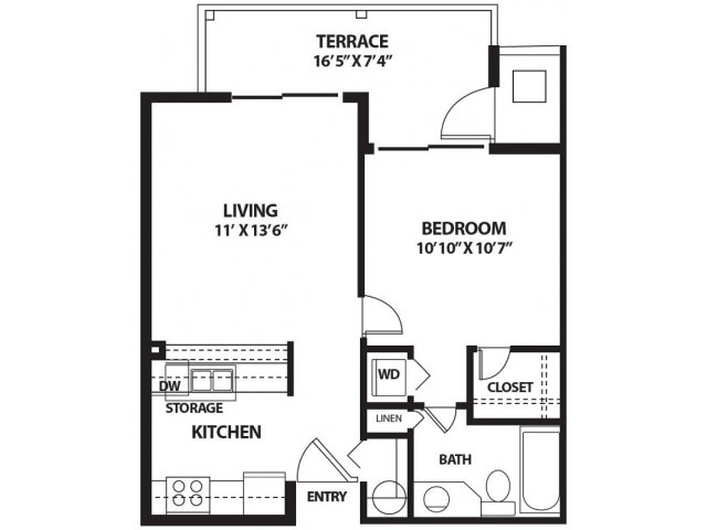 Floor Plan 3 | Port Royale
