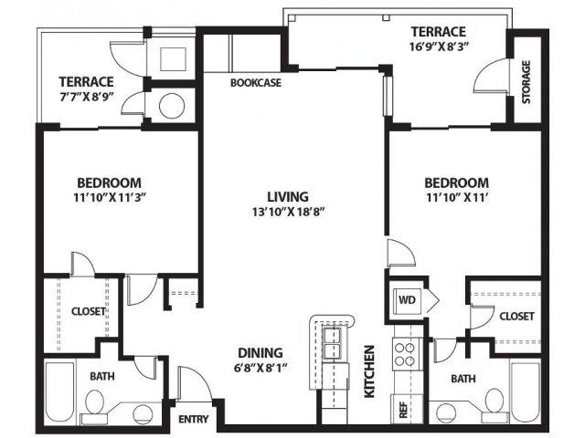 Floor Plan 11 | Port Royale