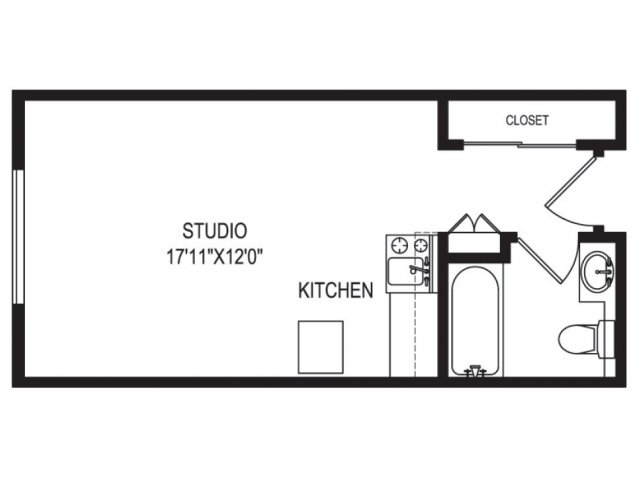 Floor Plan 2 | Vida Hollywood