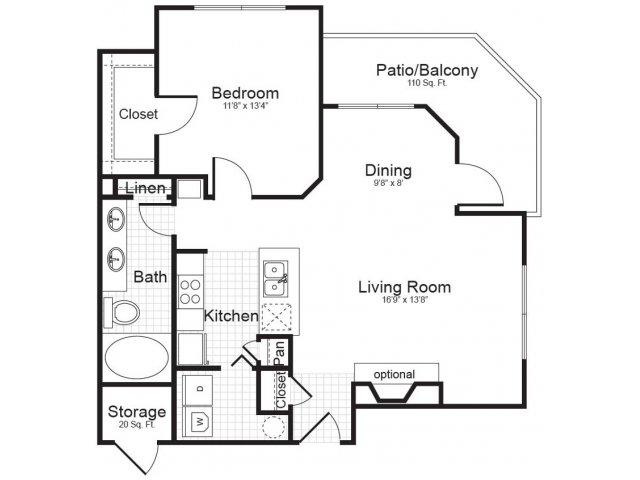 Bed Bath Apartment In Charlotte Nc Addison Park