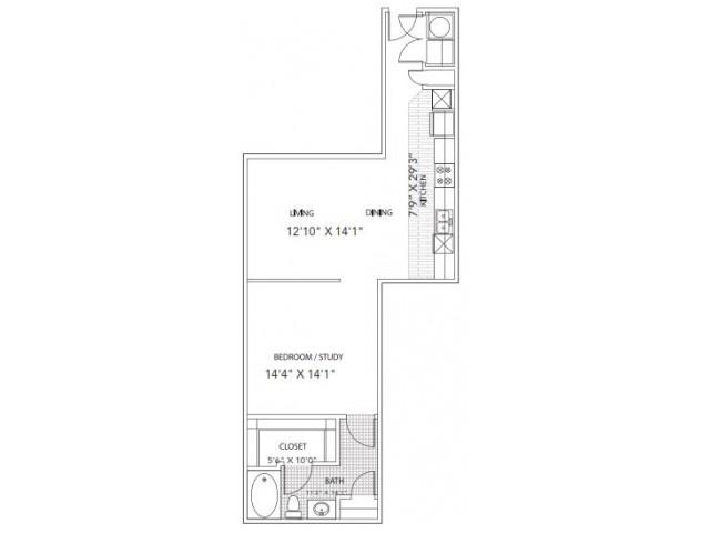 Floor Plan 3 | Parkside at Firewheel
