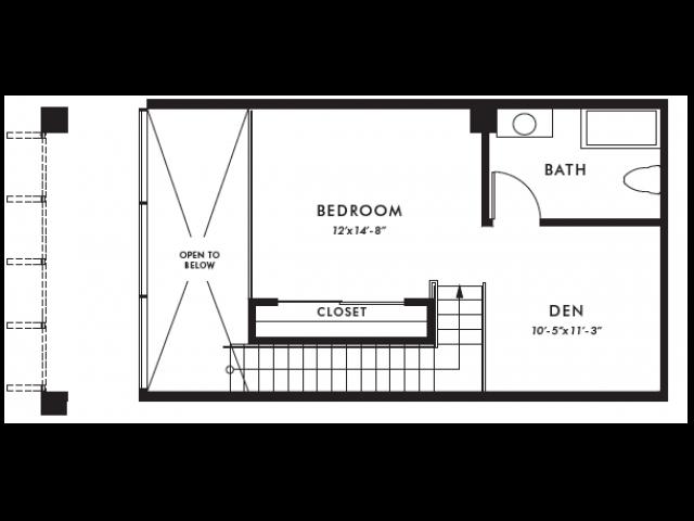 Floor Plan | Edison 19