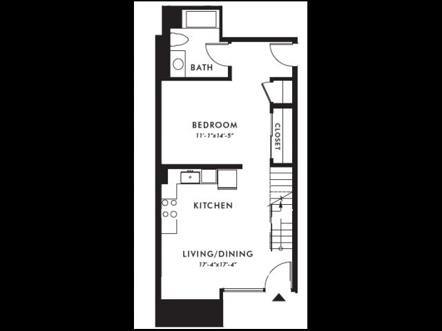 Floor Plan | Edison 20