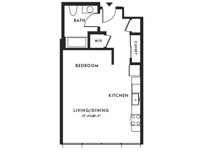 Floor Plan | Edison 37