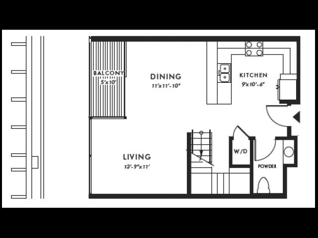 Floor Plan | Edison 47
