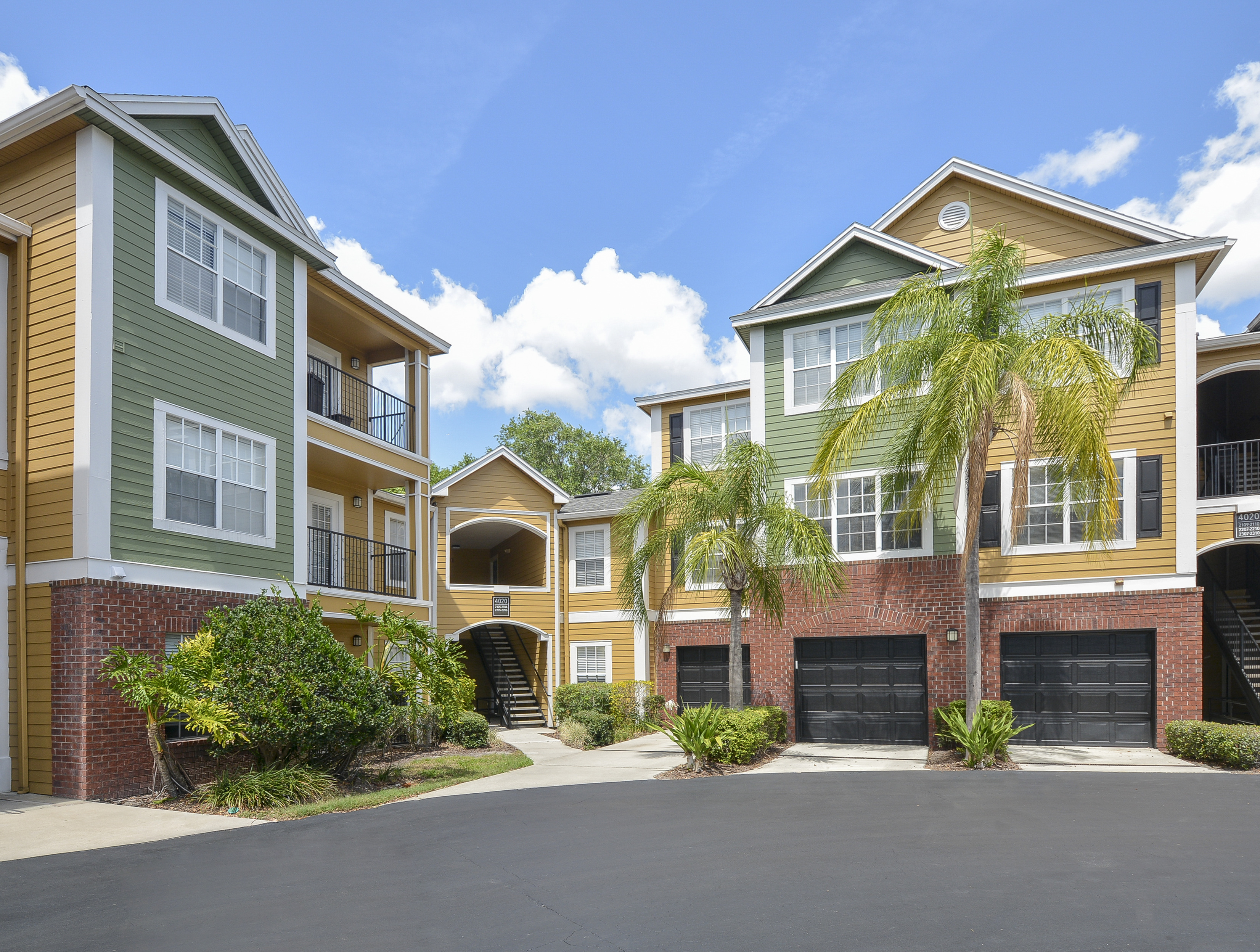 Apartments In Downtown Orlando Promenade Crossing