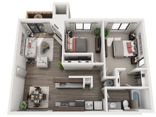 Floor Plan 2 | Taluswood