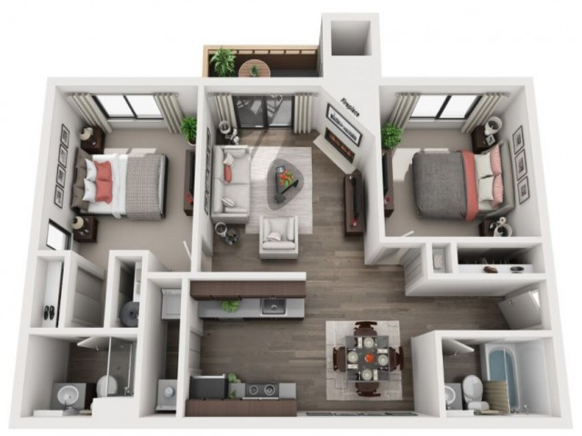 Floor Plan 3 | Taluswood