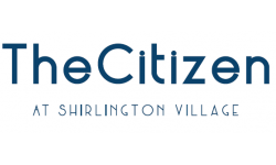 The Citizen at Shirlington Village Logo | Arlington Apartments | The Citizen at Shirlington Village