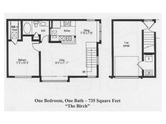 Floor Plan | Pine Valley