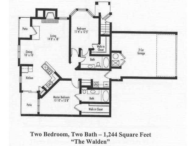 Floor Plan 5 | Pine Valley
