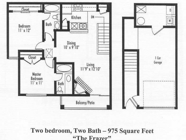 Floor Plan 2 | Pine Valley