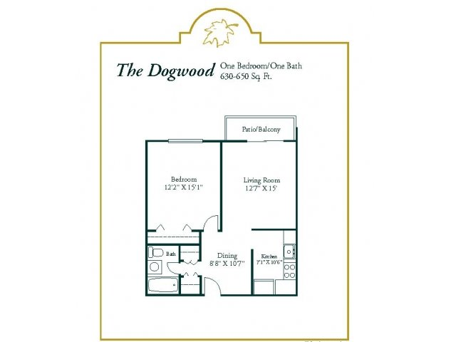 Floor Plan | Woodview at Randolph