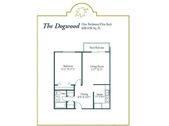 Floor Plan | Woodview at Randolph