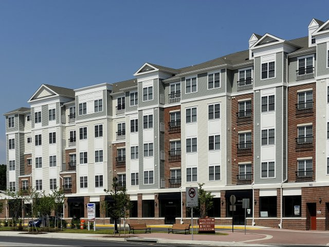 Charmant Jessup Maryland Apartments | Mission Place