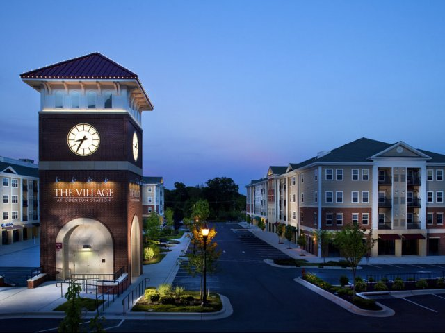 Lovely Jessup, MD Apartments Clock Tower