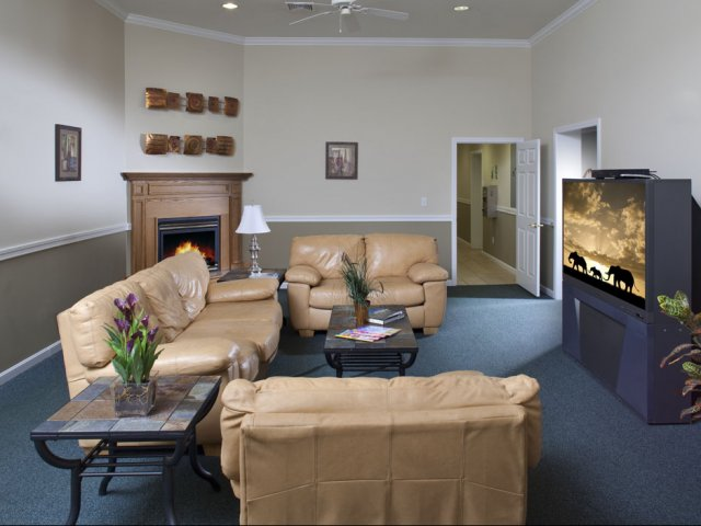 Clubhouse at Greenview Village 2