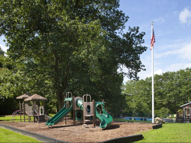 Playground | Colonial Village Apartments | Apartments in Manchester NH