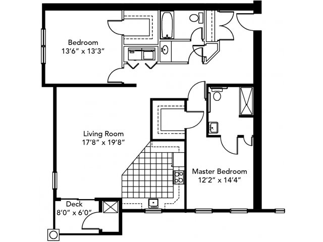 Floor Plan 3 | Abbott Landing