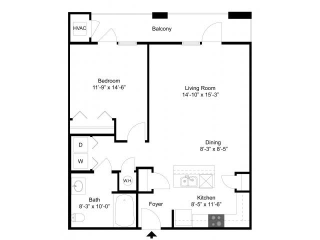 Floor Plan | Alexander at Patroon Creek