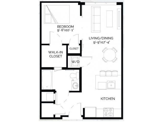 Floor Plan | West of Chestnut