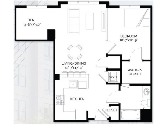 Floor Plan 2 | West of Chestnut