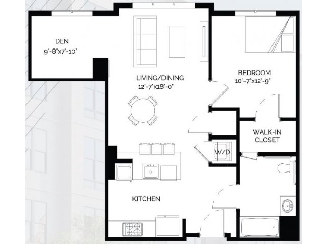 Floor Plan 3 | West of Chestnut
