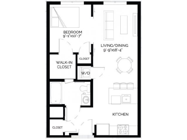 Floor Plan 4 | West of Chestnut